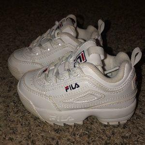 Fila Shoes - FILA DISRUPTOR II